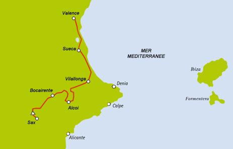 Velo En Liberte Le Meilleur De La Region De Valence Espagne 2020 Espagne