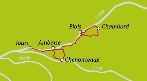 Velo En Liberte Les Chateaux De La Loire Chambord Et Chenonceau France 2020 France