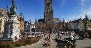 Bruges et la côte belge - Belgique 2021